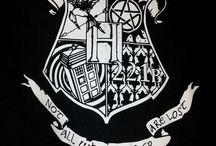 Geek?! / e.g Harry Potter, superheroes ect.