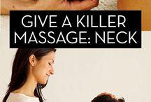 Killer nakke massasje