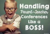 Parent -teacher comm
