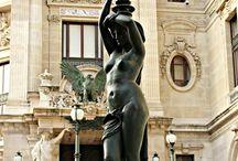 Sculptures XIXe-XXe siècles
