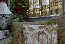 Curtains & Upholstery Ideas
