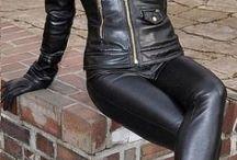 Leather ladys
