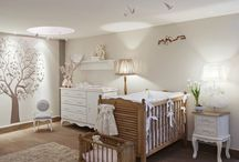 Baby Room / Inspiration, Décoration, Nurserie