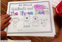 goldilocks and the three bears ten activitiesgoldy