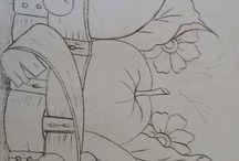 dibujos de bodegones y croquies