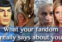 Fandom / TV and Movies