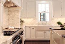 Modern traditional kitchen design