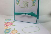 I:  Cards to Make
