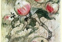Ilustrations - Arthur Rackham