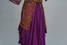 Moda: Años de 1910 a 1919 / by Janett Diaz