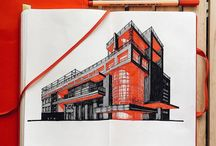 ARCHITECTURE + DRAWING