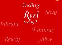 colorhues reds / the mighty personality and the power of the reds.