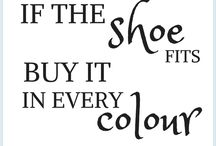 Shoetique Shoe Quotes / A few of our favourite quotes about #shoes of course!