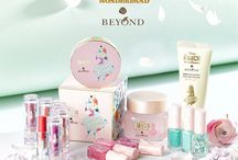 Beyond Cosmetics / Beyond is a Korean cosmetics brand