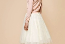 Ballerina Skirt inspiration / by Hazel Pratt