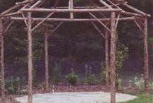Pergola structure ideas