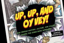 Jewish Comic Books Comic Strips & Graphic Novels