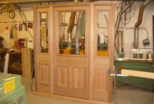 Doors / Timber Doors Softwood and hardwood doors and frames. French doors and frame Front doors Bi-Fold doors and frame.