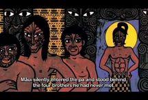 Maori Myths and Legends