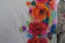 Tshirt painting