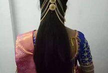 Hair accessories flowers