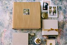 box wedding album