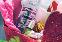 Girls Night In  / Smirnoff's Party Posse - Jenny, Lolita and Phoebe - have thought of everything to for the ultimate girls' night in.  / by Smirnoff US