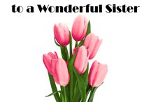 Mother's Day Cards for Sister