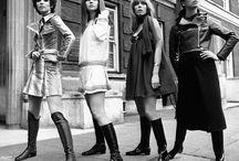 i.fashion1960s / Fashions of the 60's