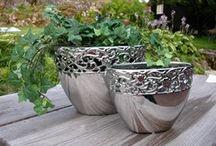 Blomsterpotter / Potteskjulere / Urner