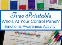 Inside Out Emotional Education / Activities for counseling based on the movie Inside Out