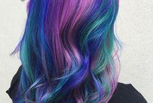 Hair colours / Hair colours