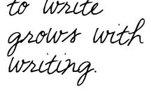 The Art of Being a Writing Author / by Hiccup Horrendous Haddock III