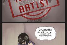 Artist relate