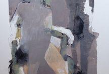 Karin darling abstracte figuren