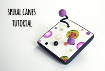 Polymer Clay Canes