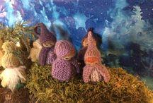 Folletti di lana goblins wool