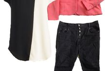 Summer capsule wardrobe '15 / by Tall Caitlin