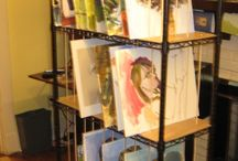 Art Organizing / Get your art organized! Make sure the supplies you need are easy to find!