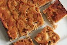 gezonde cake en gebak