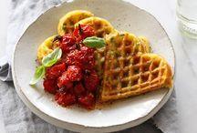 Recipes — waffles