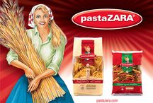Advertising / Advertising pages Pasta Zara