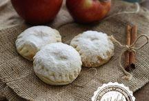 elmalı puf kurabiye
