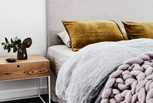 MODERN BEDSIDE TABLES / Bedside tables are an essential part of your bedroom furniture. Find the right bedside table as the perfect nightstand. Prefer a white bedside table, black bedside table, mirrored bedside table, wooden bedside table or bedside drawers? We have all types of modern bedside tables available in our online furniture store.    https://interiorsonline.com.au/blogs/inspiration/make-it-modern-the-bedside-table-evolution