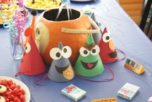 Sesame Street Party / by Angie Powell