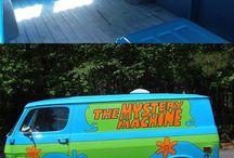 La maquina del misterio