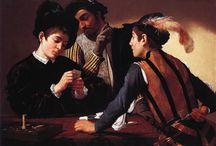 Painting. Michelangelo Caravaggio