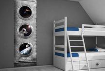Huis - kamer Ingmar / Alle ideeën voor een ruimtekamer