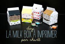 PRINTABLE // Boxes