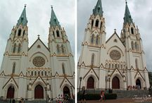 Old time Churches